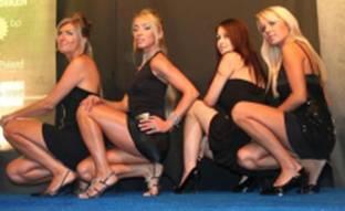 dziewczyny na bankiet